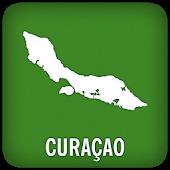 Curacao GPS Map