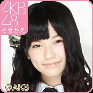 个人化のAKB48きせかえ(公式)島崎遥香-SS- LOGO-記事Game