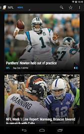 theScore: Sports & Scores Screenshot 21