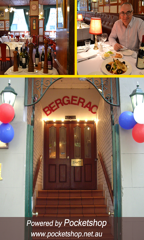 Bergerac Restaurant - screenshot