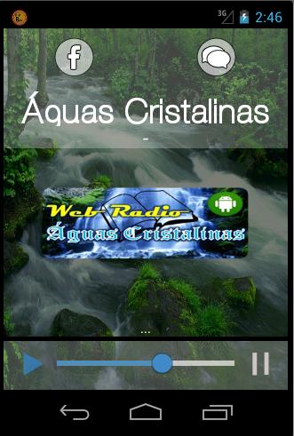 Rádio Águas Cristalinas