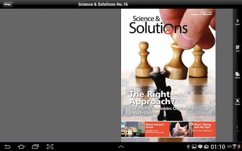 Science & Solutions- screenshot thumbnail