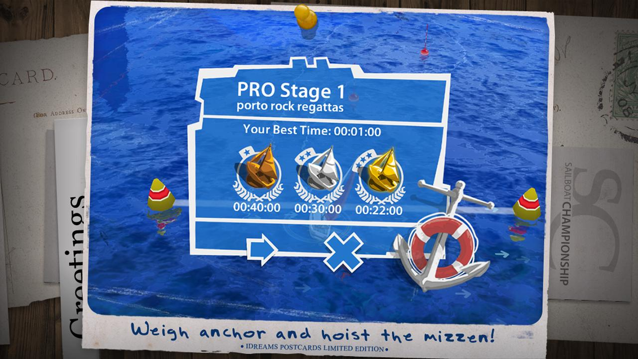 Sailboat Championship screenshot #5