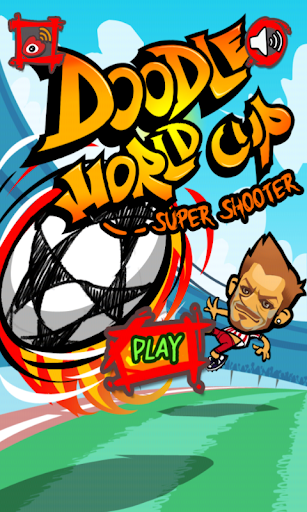 DoodleWorldCup - Super Shooter