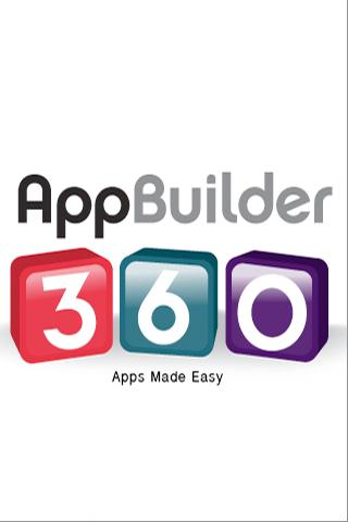 App Builder 360 - screenshot