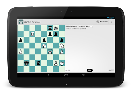 Chess Puzzles - iChess - screenshot thumbnail