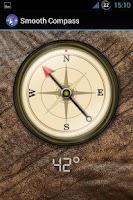 Screenshot of Smooth Compass