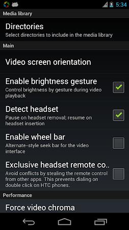 Video Player 1.7.8 screenshot 66837