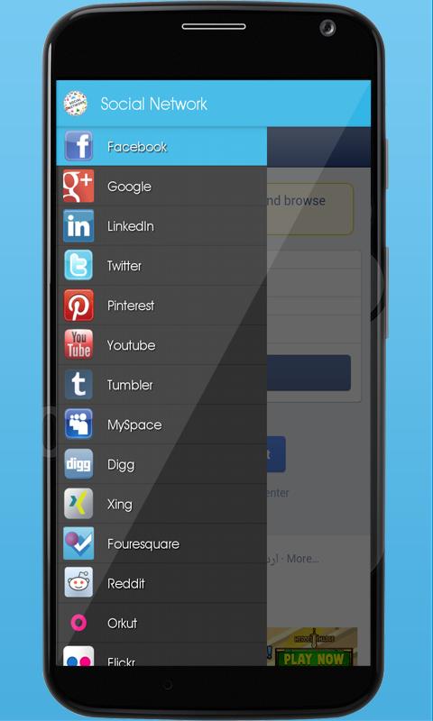 Скачать на андроид все социальные сети