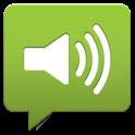 Voice SMS – voice2voice logo