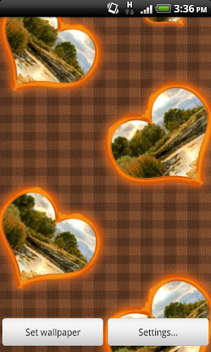 玩免費個人化APP|下載大爱情心照片帧 app不用錢|硬是要APP