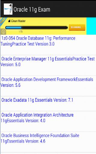 Oracle 11g Database Free