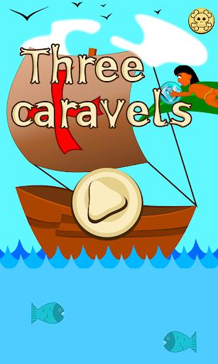 Three Caravels