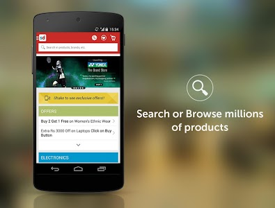 Snapdeal Online Shopping India v5.3.3b