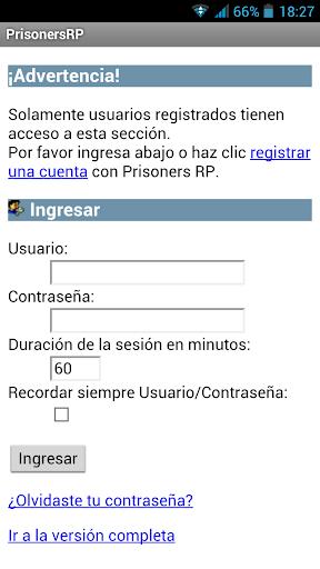 PrisonersRP Foro