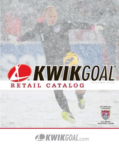 Kwik Goal Catalog
