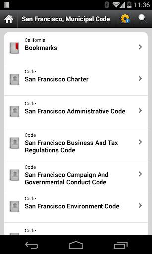 San Francisco Municipal Code