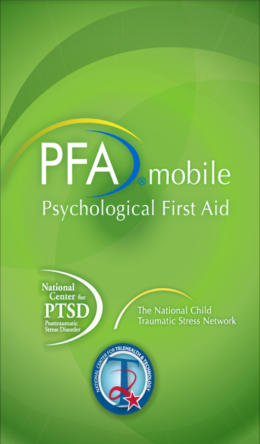 PFA Mobile - screenshot