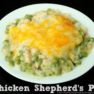 Chicken Shepherds Pie