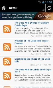 The Dead Mile - screenshot thumbnail