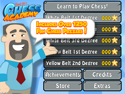 Coach Jay's Chess Academy- screenshot thumbnail