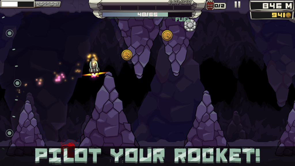 Flop Rocket- screenshot