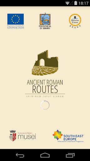 Antiche Vie Romane