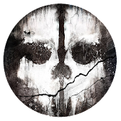 Call Of Duty Ghost ClockWidget