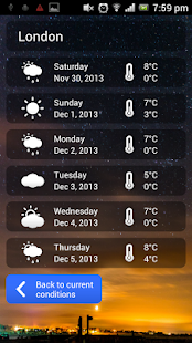 Dream Weather + screenshot