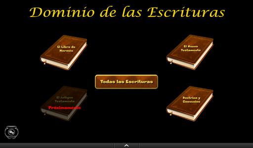 LDS Dominio de las Escrituras