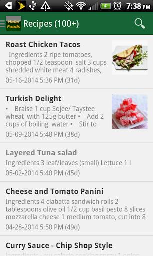 Halal Recipes