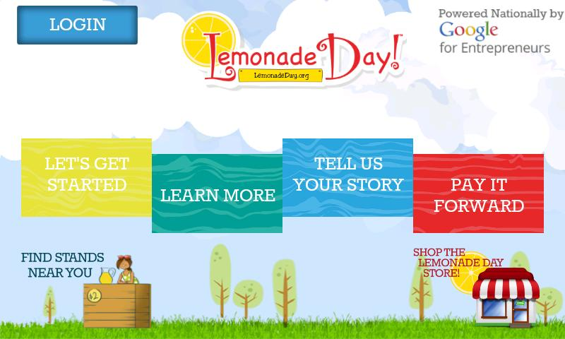 Lemonade Day- screenshot