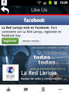La Red La Rioja- screenshot thumbnail