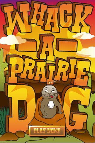 Whack a Prairie Dog