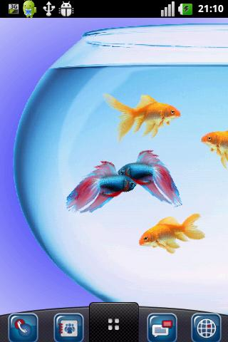 my fish bowl live aquarium android apps on google play