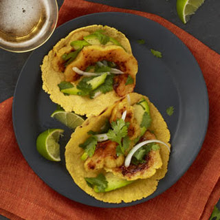 Squash Tacos with Avocado