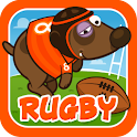 Space Dog Rugby logo