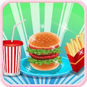 tuna burger cooking games