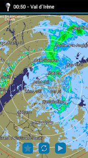 Meteo Radar Pro Canada- screenshot thumbnail