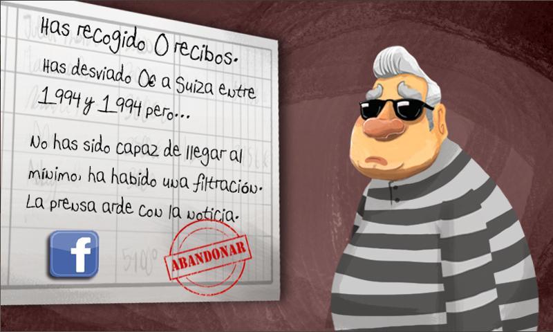 Darsenas, Tesorero Corrupto- screenshot