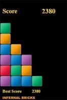 Screenshot of Infernal bricks