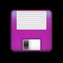 Save my Attach icon