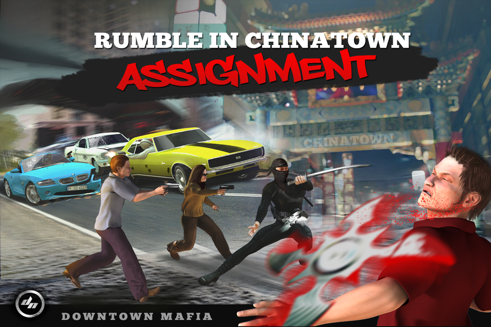 DOWNTOWN MAFIA (RPG) - FREE - screenshot