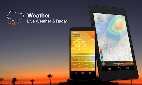Weather : Live Weather & Radar v1.1