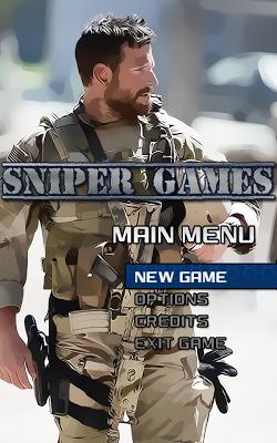 Sniper Games - screenshot