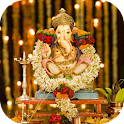 Lord Ganesha Live Wallpaper HD icon