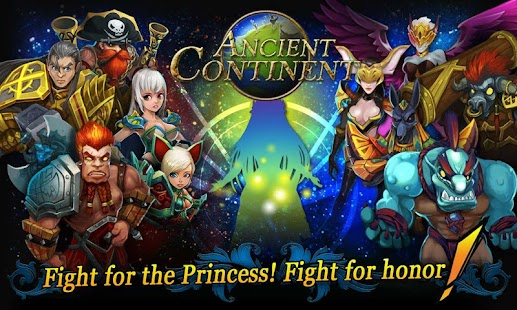 Ancient Continent - Hero TD- screenshot thumbnail