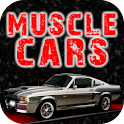 Muscle Cars HD Wallpapers logo