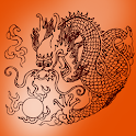 Smoke Dragon Live Wallpaper