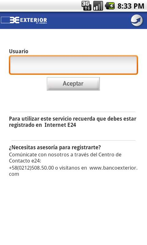 Exterior nexo m vil android apps on google play for Banco exterior telefonos